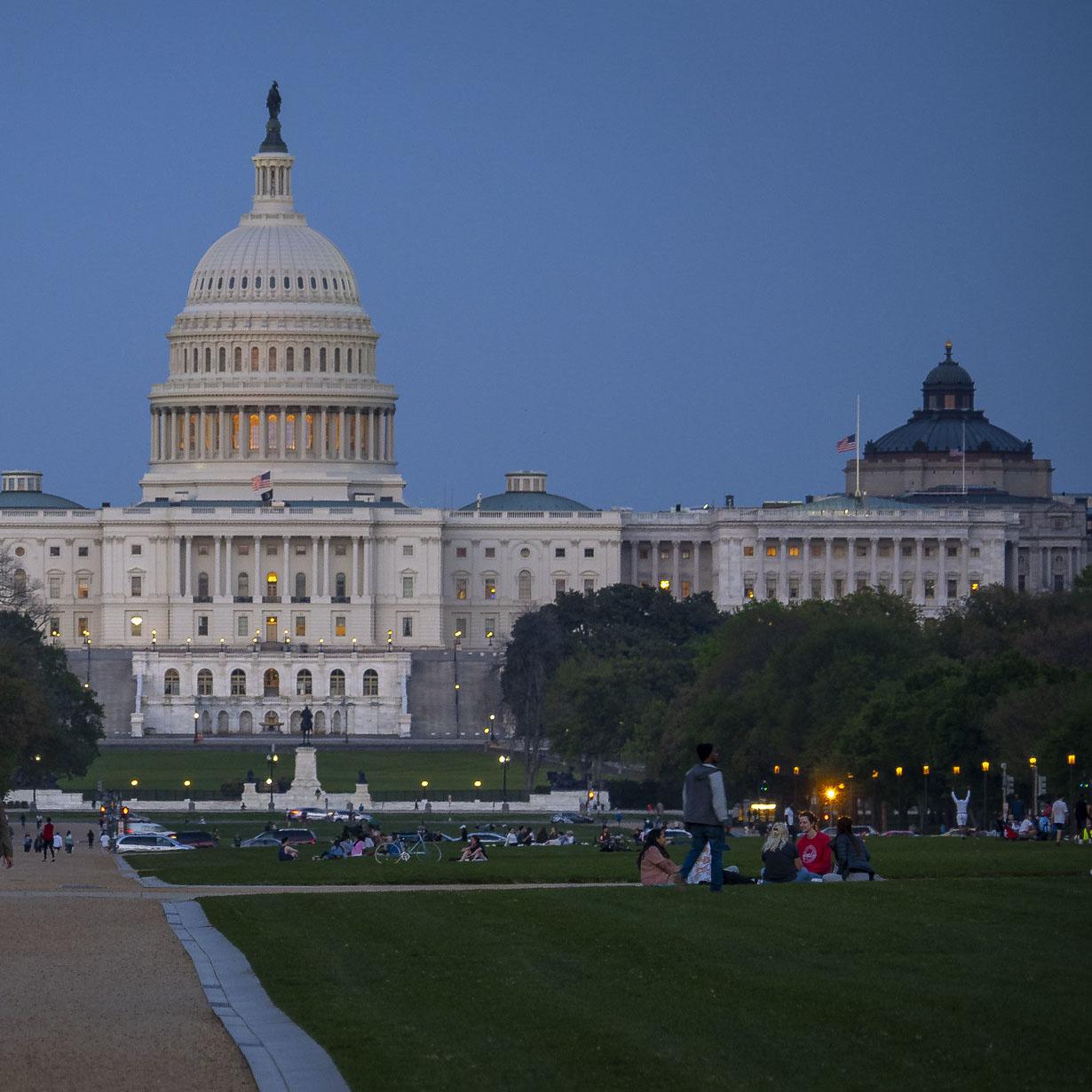 Capital building, Washington d.c.