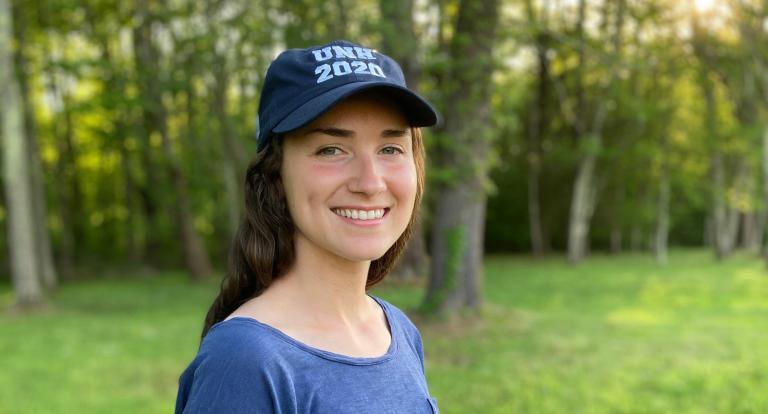 UNH alumna Anna Stockman '20
