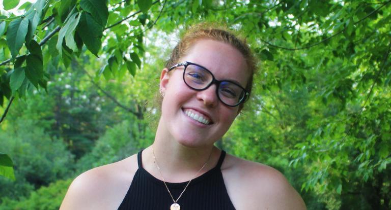 Hannah Duperry '20, '21G