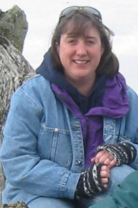 Janet Anderson Biological Sciences Lecturer