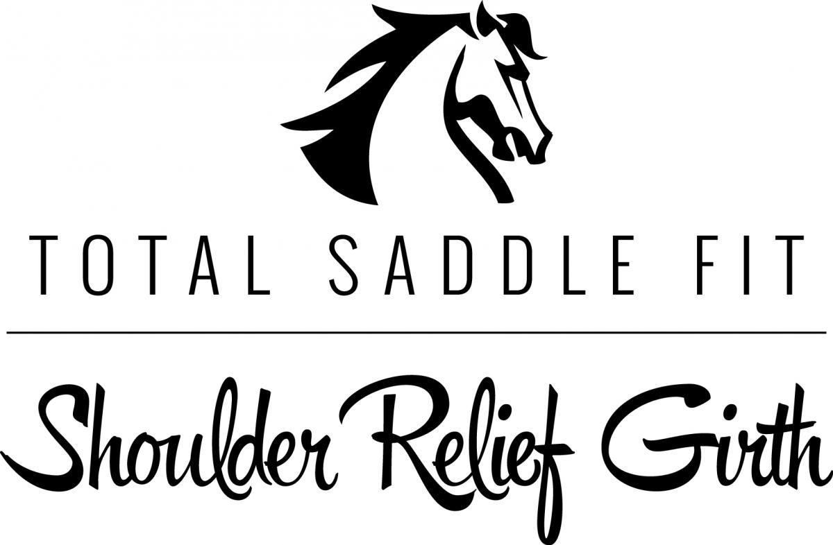 total saddle fit logo