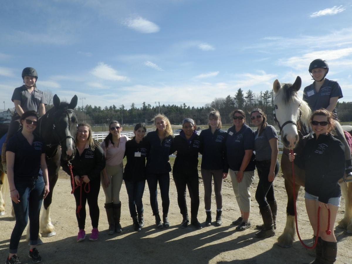 equine instructor photo